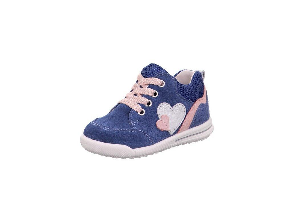 Celoroční dětské boty, obuv SUPERFIT, model 1-006376-8000