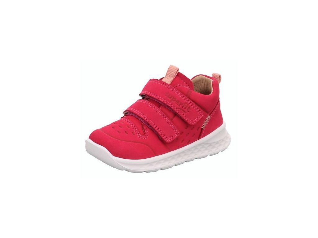 Celoroční dětské boty, obuv SUPERFIT, model 1-000363-5000