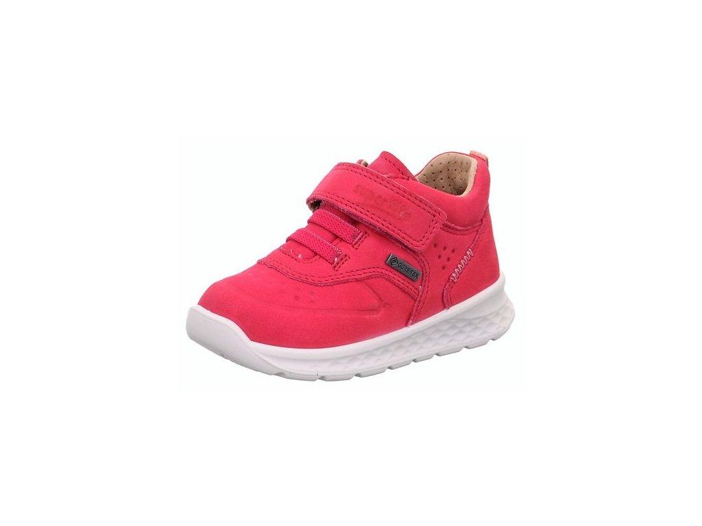 Celoroční dětské boty SUPERFIT - GORE TEX, model 1-000364-5000