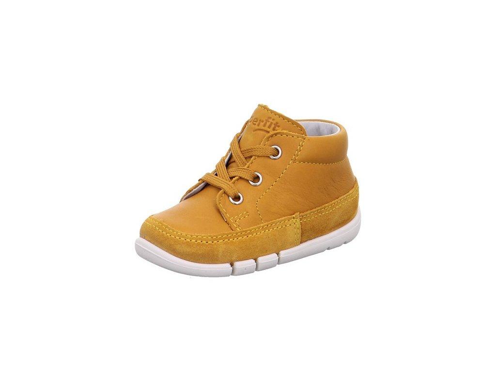 Celoroční dětské boty, obuv SUPERFIT, model 1-006339-6000