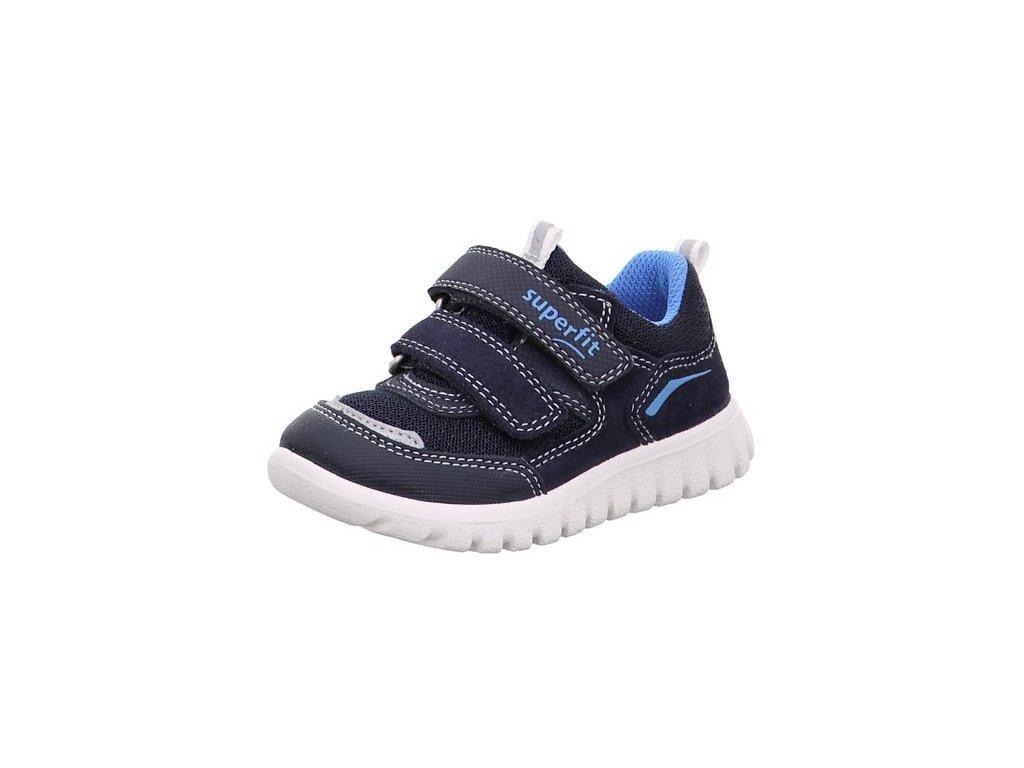 Celoroční dětské boty, obuv SUPERFIT, model 1-006194-8000