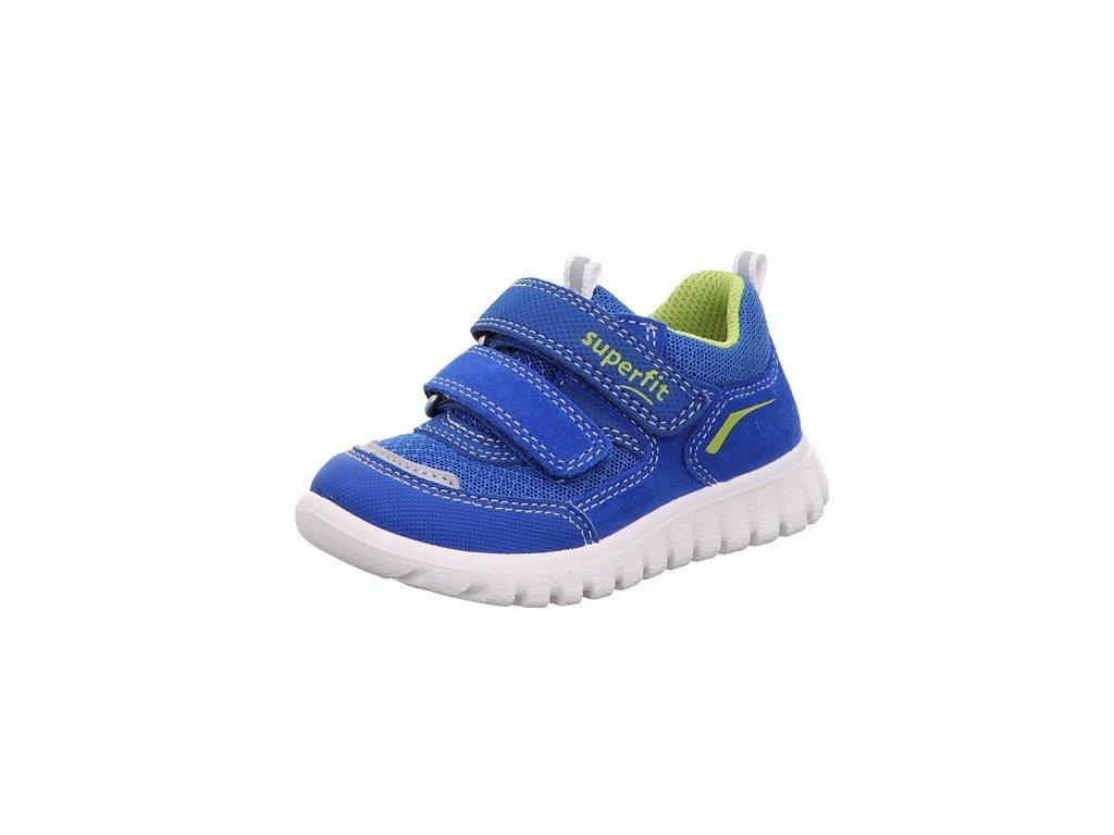 Celoroční dětské boty, obuv SUPERFIT, model 1-006194-8010