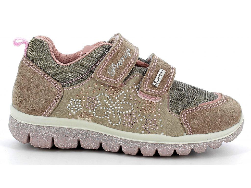 Celoroční dětské boty PRIMIGI - Gore-Tex, model 7384111