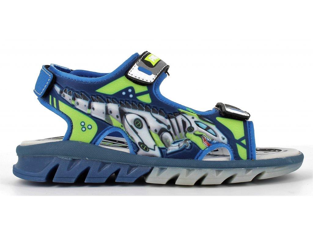 Chlapecké svítící sandále PRIMIGI, model 7465011