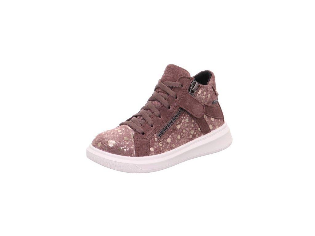 Celoroční dívčí boty, obuv SUPERFIT - GORE TEX, model 1-006451-8500
