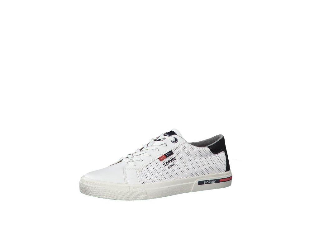 Pánské tenisky s.OLIVER, model 5-13630-24 100 white