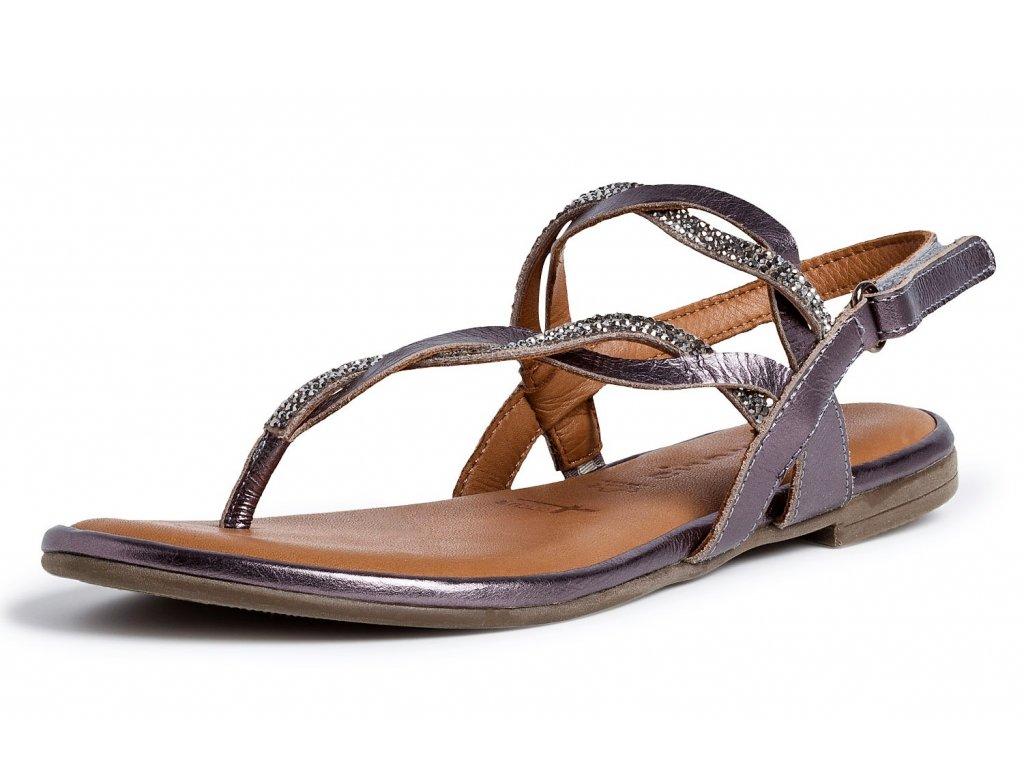 Dámské letní boty TAMARIS, model 1-28156-24 915 pewter