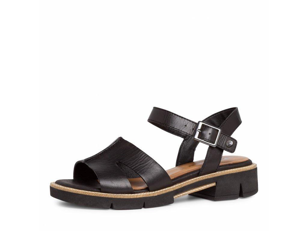Dámské letní boty TAMARIS, model 1-28236-24 001 black