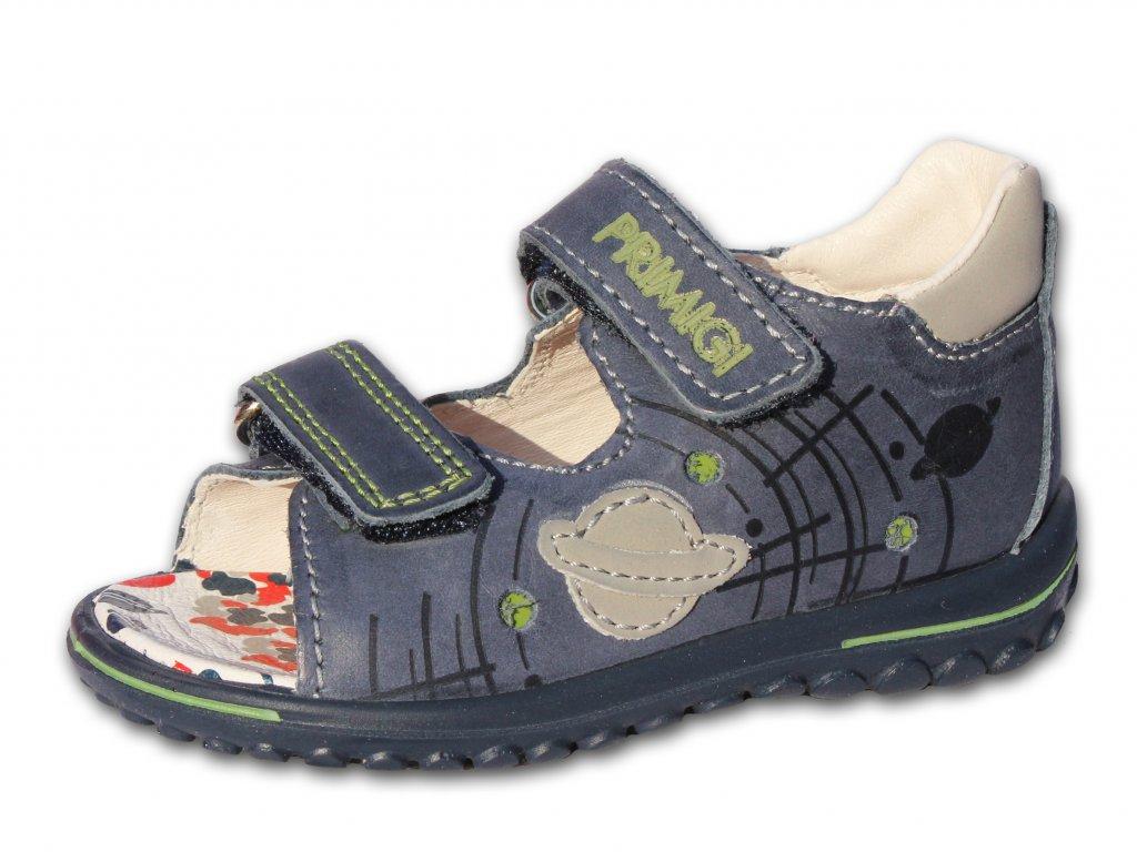 Letní sandálky PRIMIGI, model Arthur, 15850/00, modré