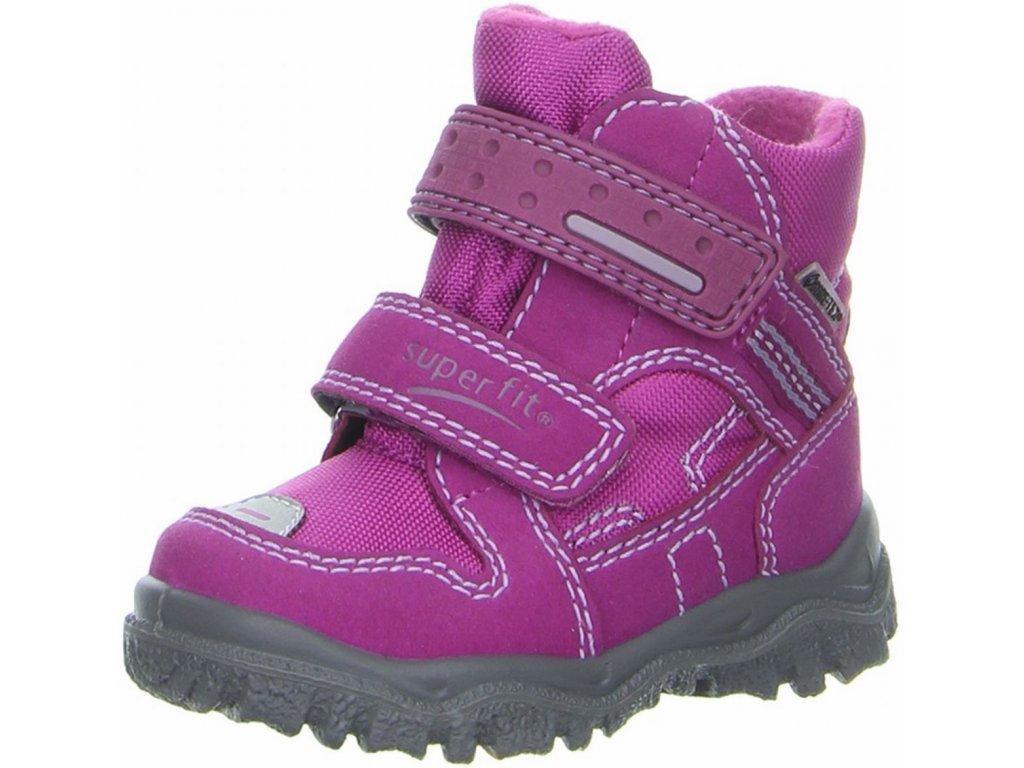 Zimní dětské boty Superfit, GORE-TEX, model 3-00044-73
