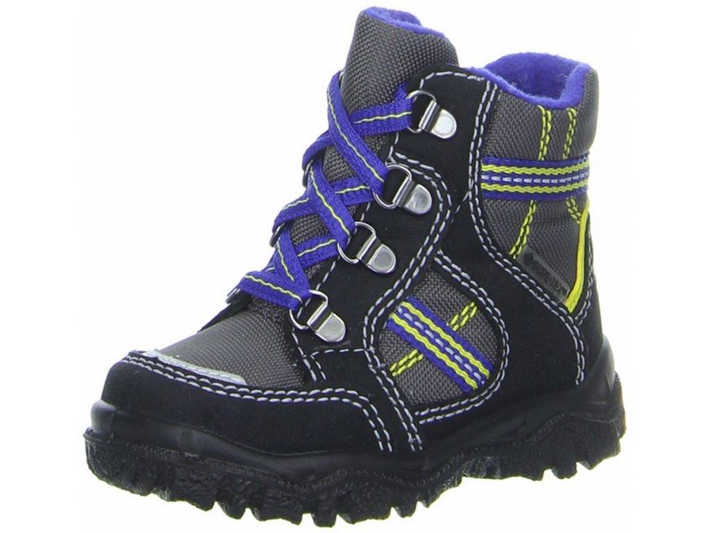 Zimní dětské boty Superfit, GORE-TEX, model 3-00042-03