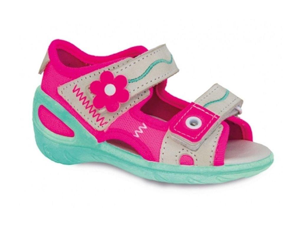 Letní sandálky BEFADO, model SUNNY 353X004