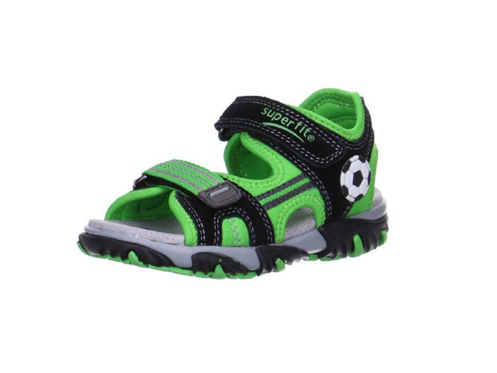 Letní sandále, sandálky SUPERFIT, model 6-00174-02
