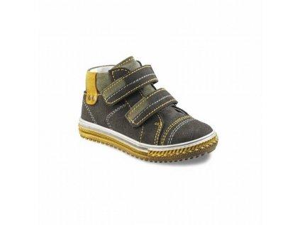 Celoroční dětské boty RICHTER, model 0335-222-6501