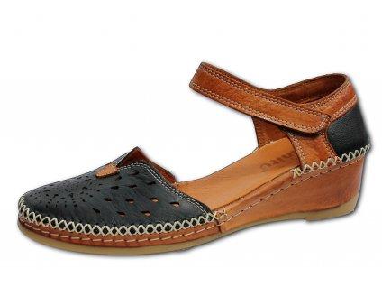 Dámské letní boty MANITU, model 911008