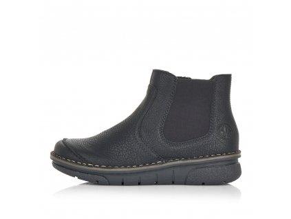 Dámské kotníkové boty RIEKER, model 73380-00