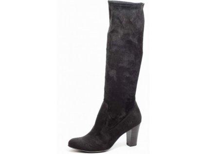 Dámské kozačky CAPRICE, model 9-25536-23 001 black