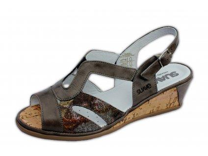 Dámské letní boty SUAVE, model 711031