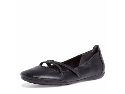 Černé balerínky TAMARIS, model 1-22110-24 001 black