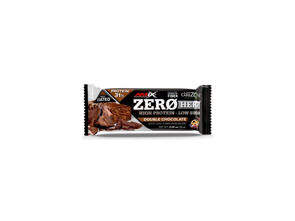 amix zero hero 31 protein bar 65g