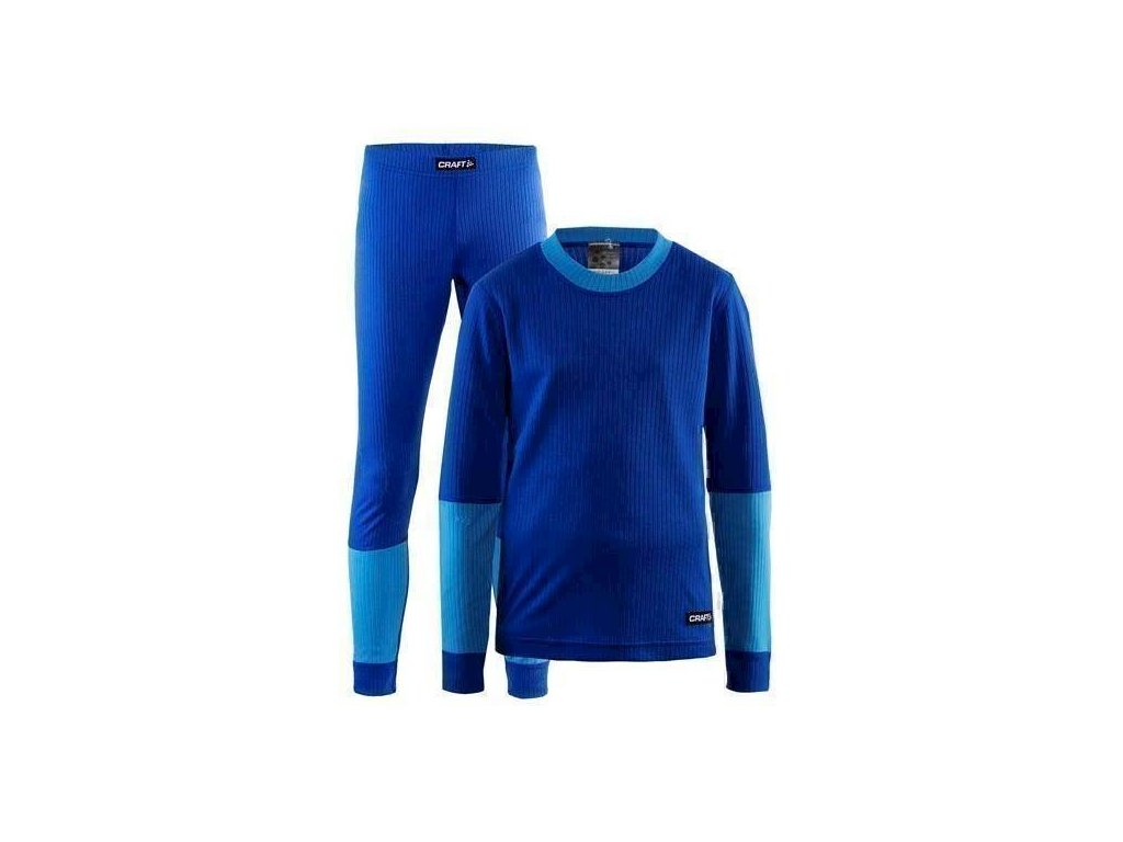 set craft baselayer junior modra 1