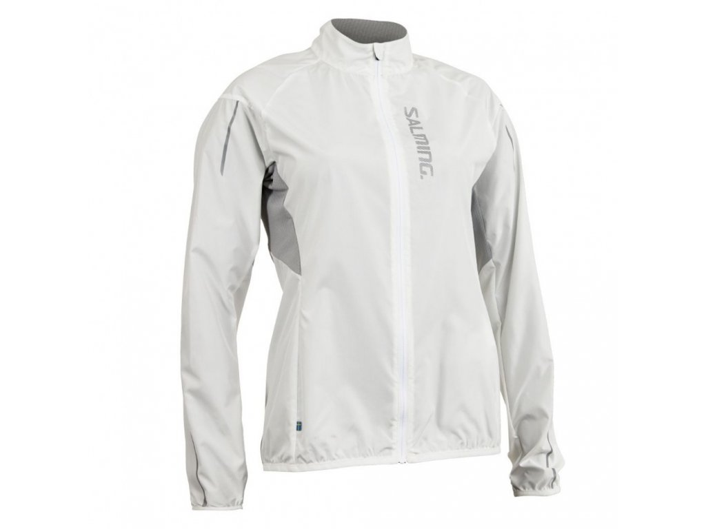 salming ultralite jacket 30 women white