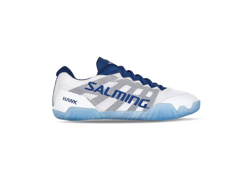 SALMING Hawk Women Shoe White/Navy Blue