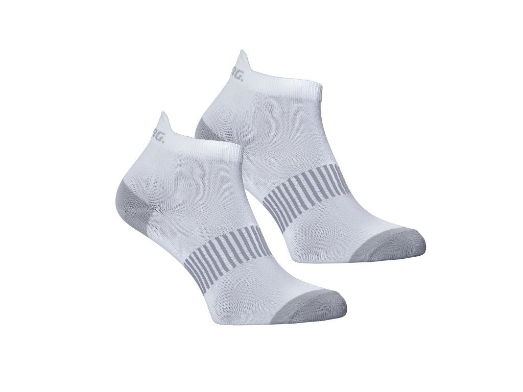 SALMING Performance Ankle Sock 2-pack White