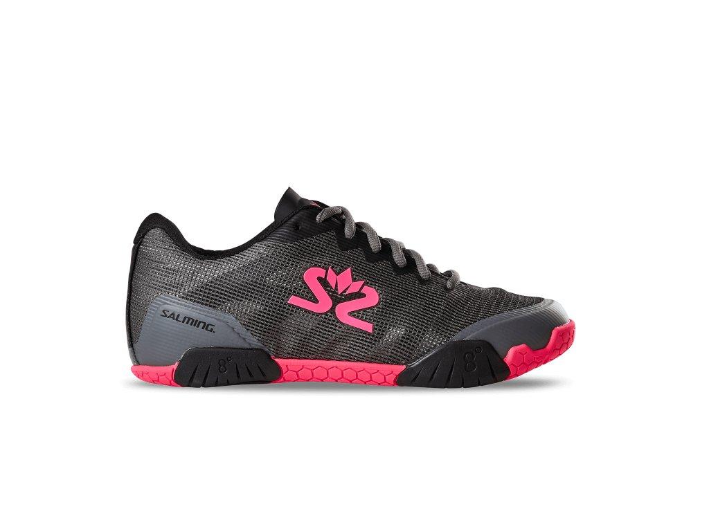 SALMING Hawk Shoe Women GunMetal/Pink