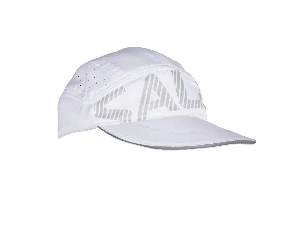 SALMING Lite Running Cap White
