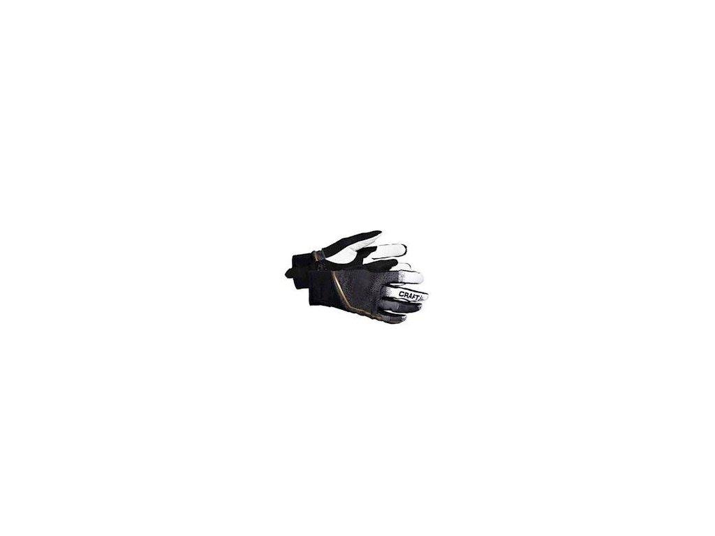 Rukavice CRAFT Podium Leather černá XXS