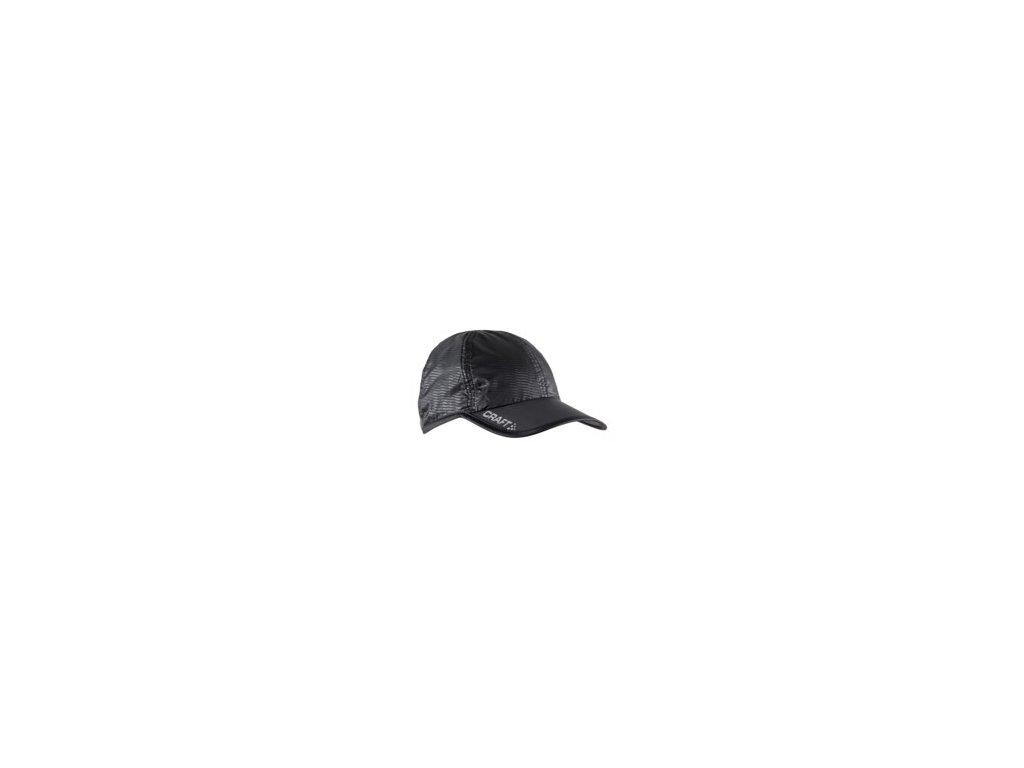 Kšiltovka CRAFT UV černá UNI