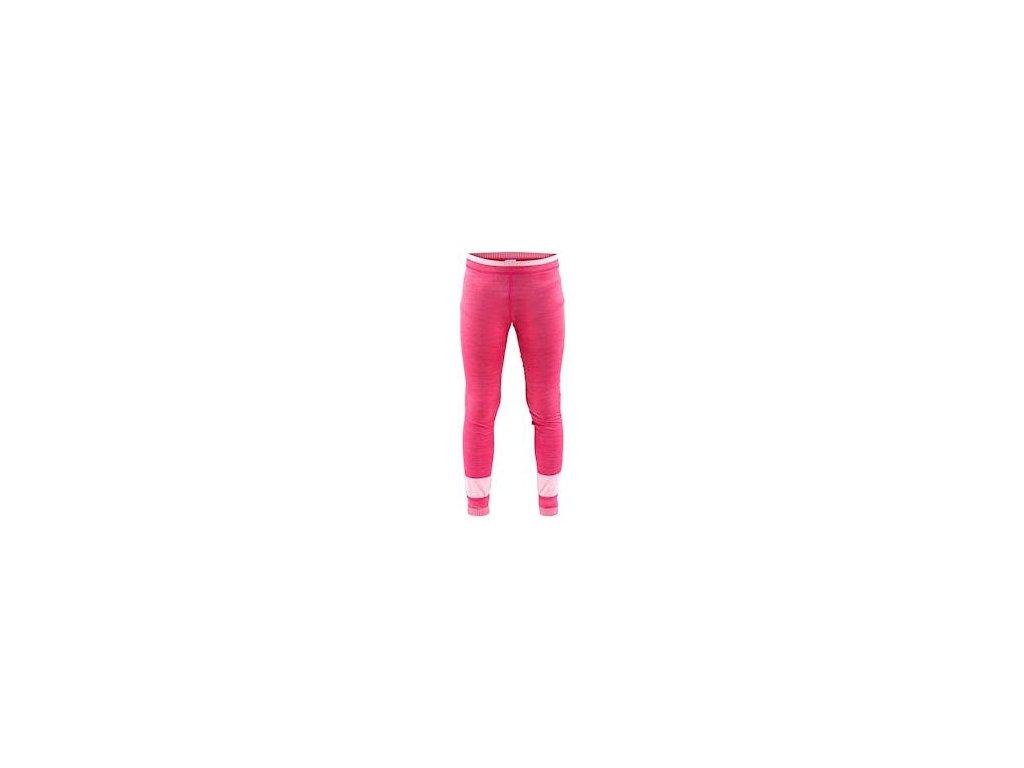 Spodky CRAFT Fuseknit Comfort Junior růžová 134/1