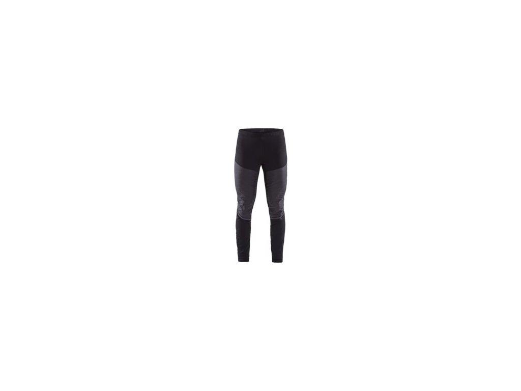 Kalhoty CRAFT SubZ Padded Tights černá S