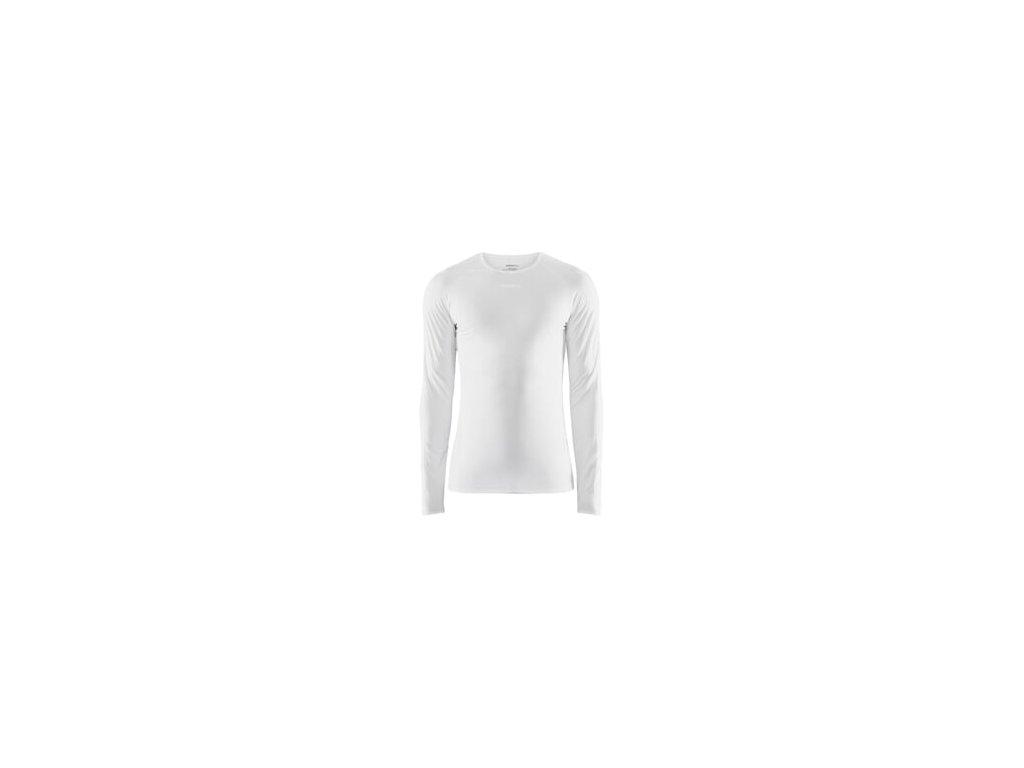 Triko CRAFT PRO Dry Nanoweight LS oranžová L
