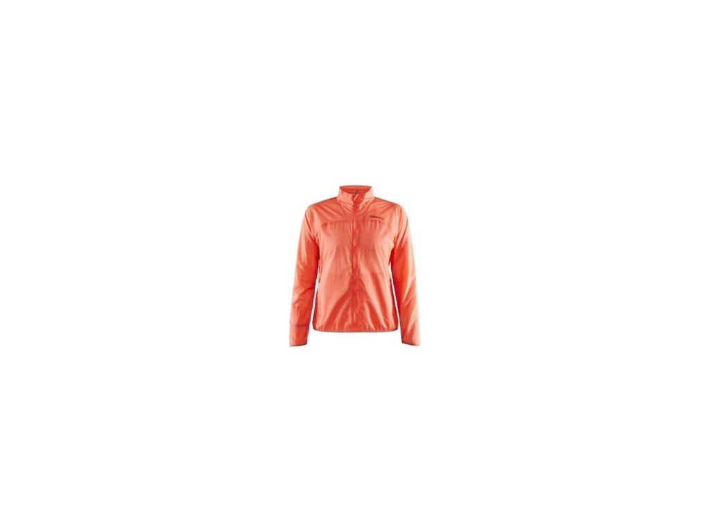 W Bunda CRAFT Vent Pack oranžová XS