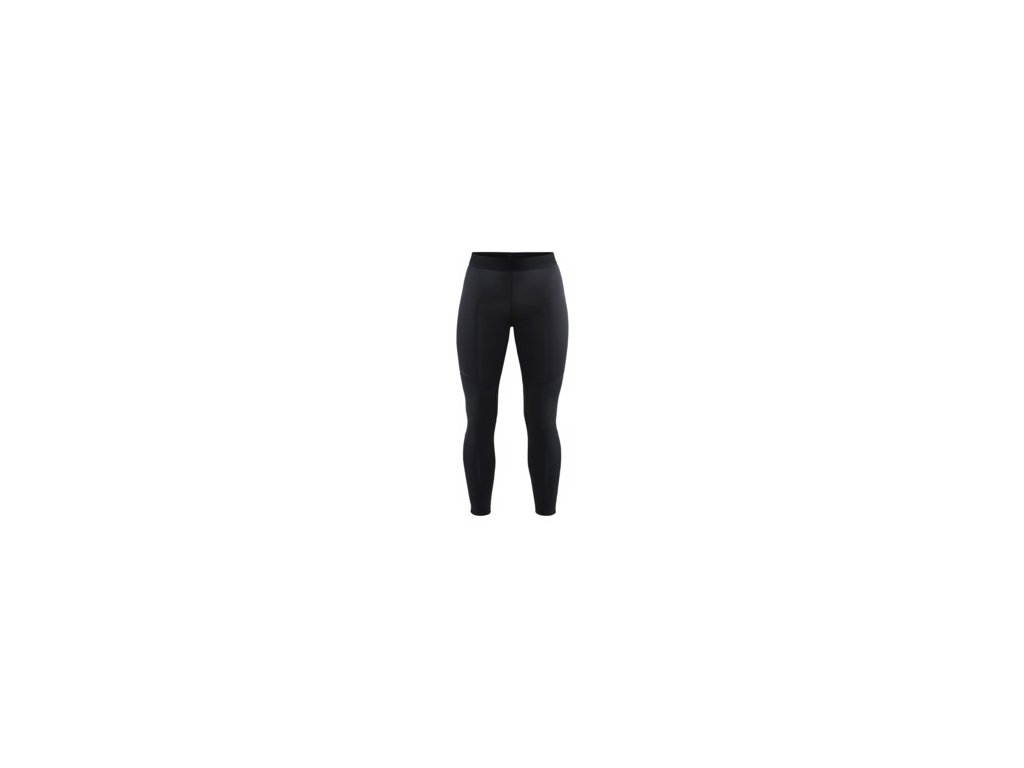 W Kalhoty CRAFT Vent dlouhé černá XS