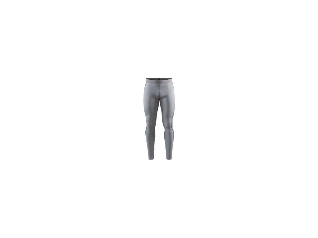 Kalhoty CRAFT Vent dlouhé šedá S