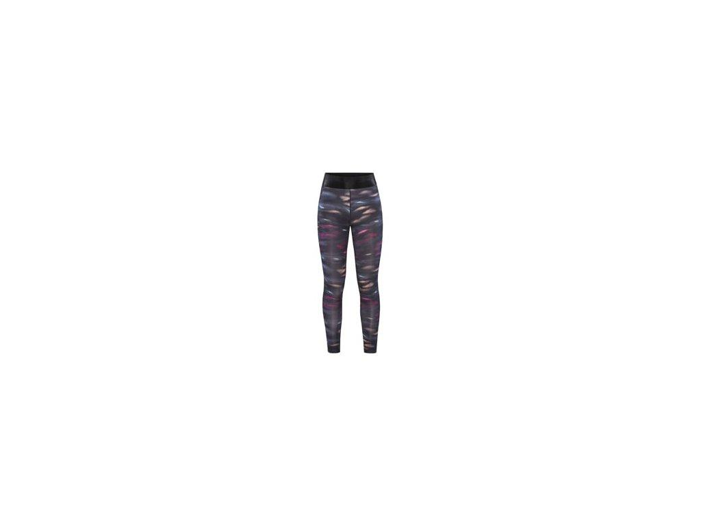 W Kalhoty CRAFT CORE Essence bílá s černou XS