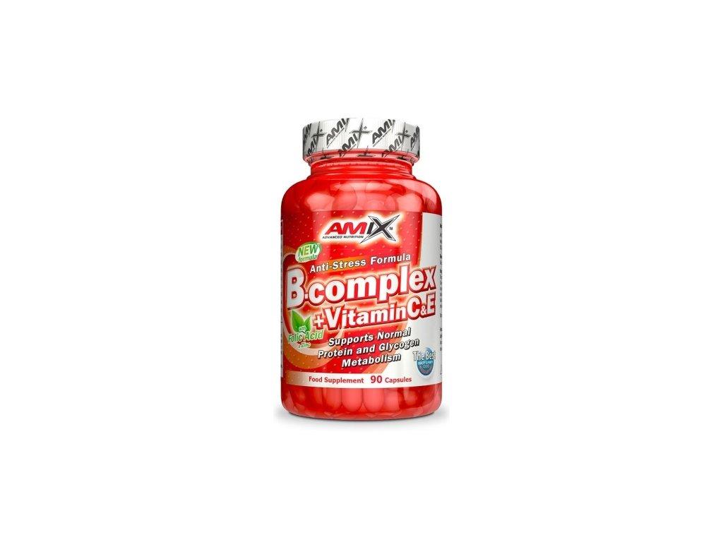 amix b complex vitamin c 90 tablet