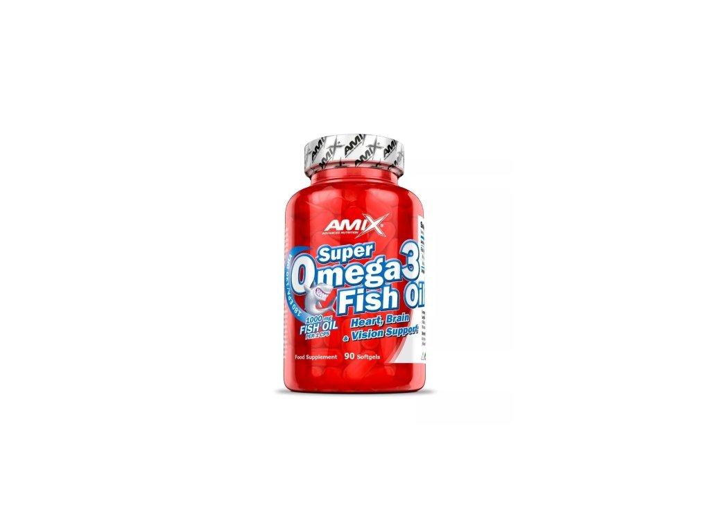 amix super omega 3 fish oil 90kapsli