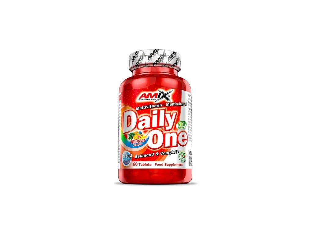amix daily one 60 kapsli