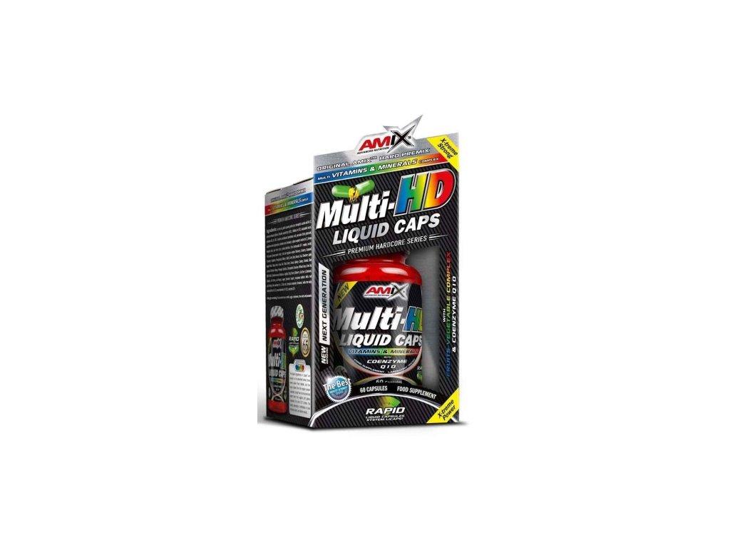 amix multi hd liquid 60 kapsli