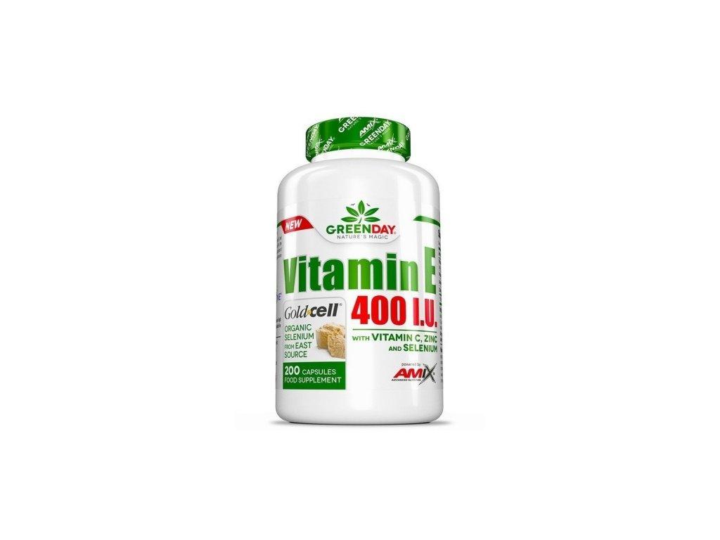 amix vitamin e 400 i.u. life 200kapsli