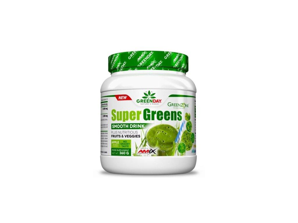 amix supergreens drink 360g