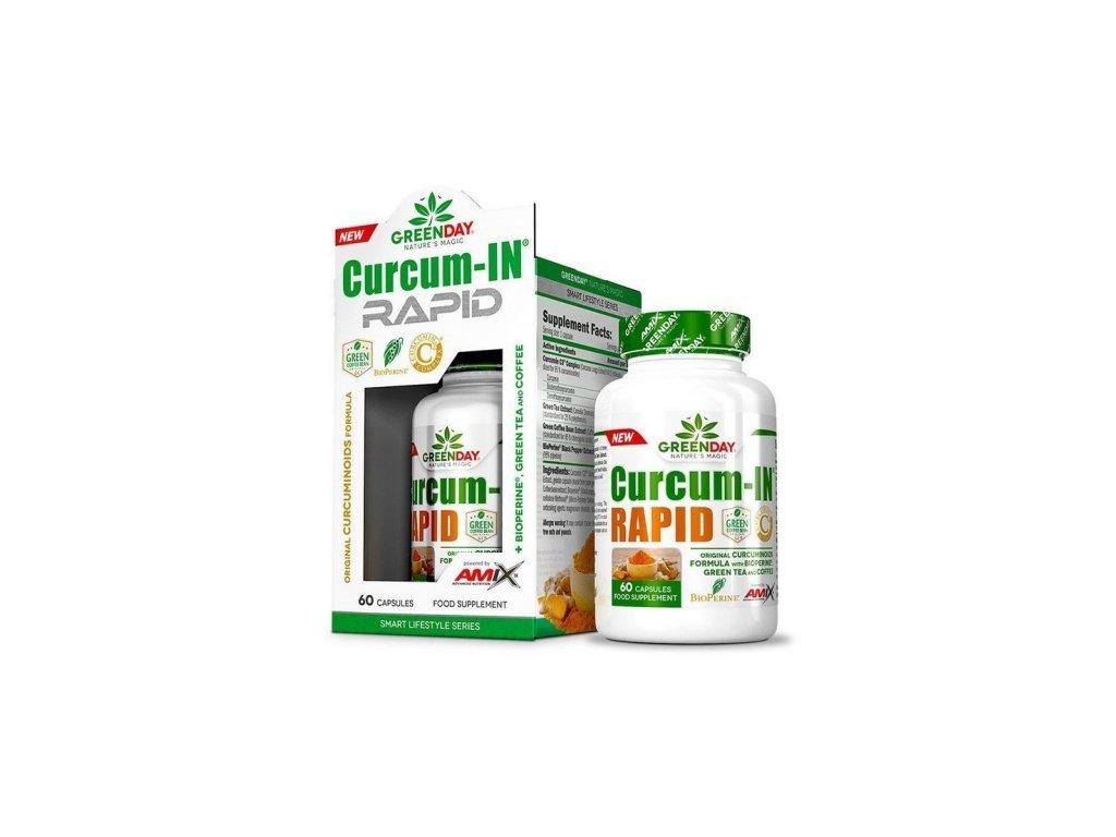 amix curcum in rapid 60kapsli