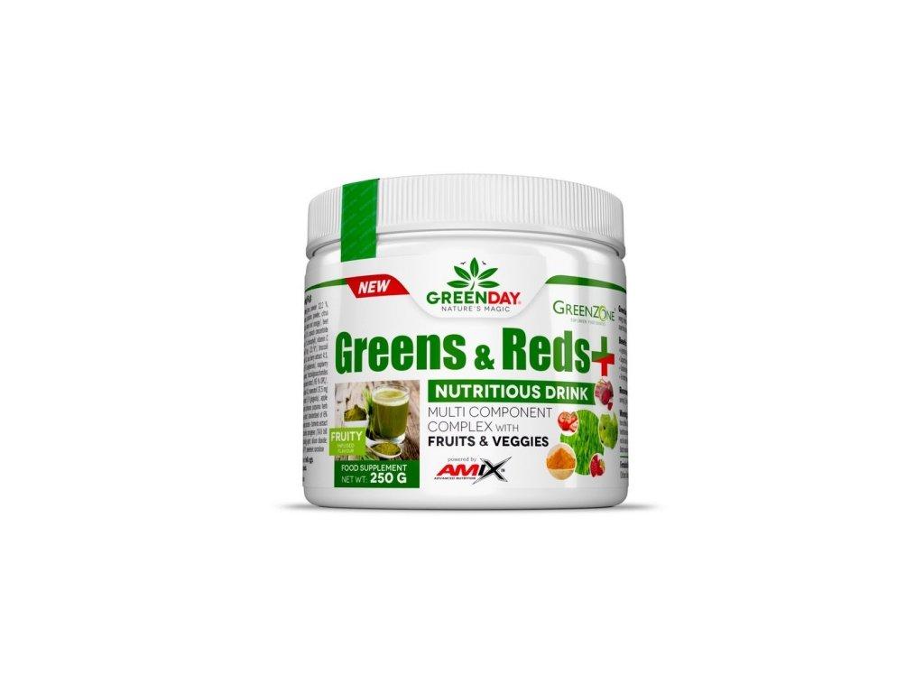 amix greens reds 250g