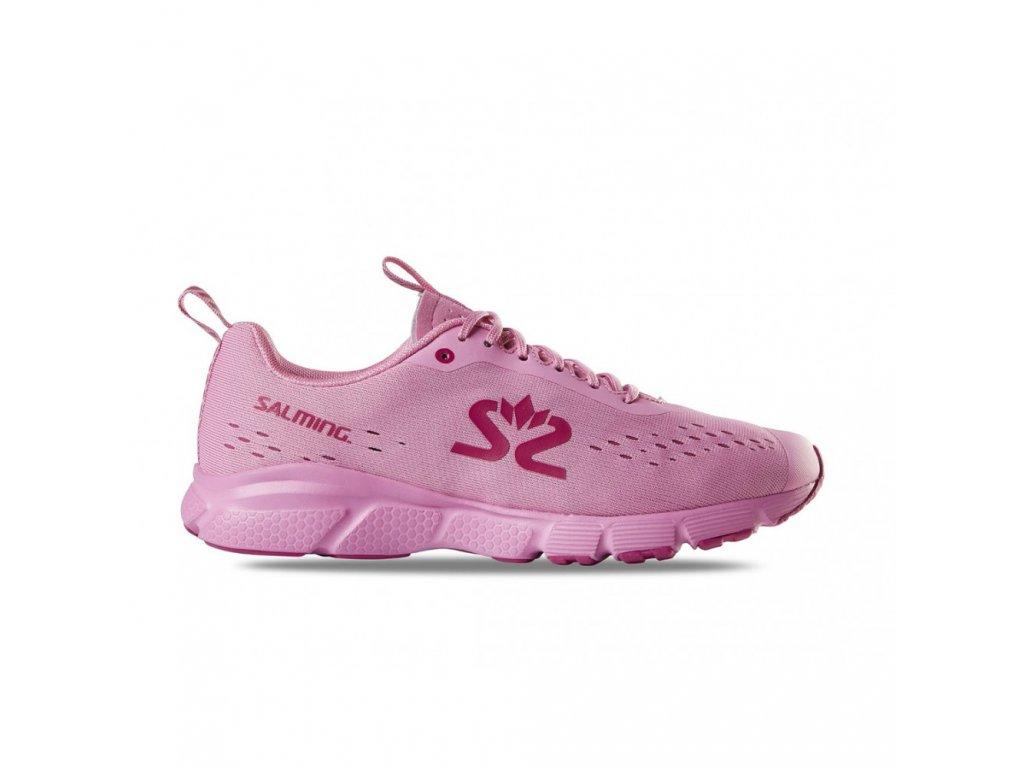 salming enroute 3 shoe women magenta pink