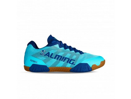 SALMING Hawk Shoe Women Deco Mint/Limoges Blue