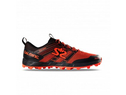 SALMING Elements 3 Shoe Men Black/Orange